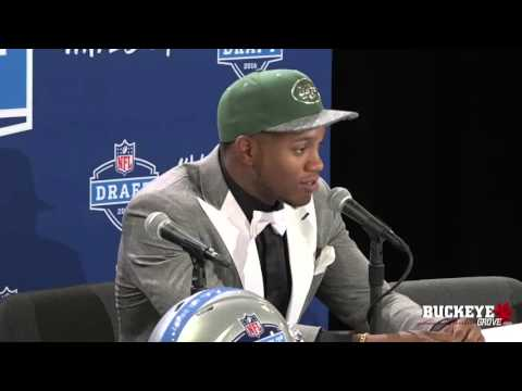 Darron Lee goes off the board to the New York Jets