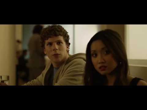 Business Meeting Mark Zuckerberg/Sean Parker : The Social Network
