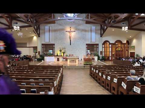 Misa Crismal Austin Texas Diocese Of Austin Radio Encuentro 1530AM  95.1FM