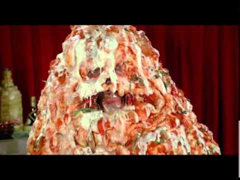 La Loca Historia De Las Galaxias Pizza El Hutt