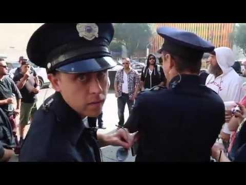 Crazy Ass Cops!!
