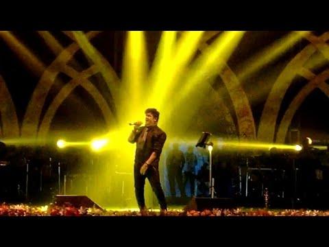 Sonu Nigam Bhagwan Hai Kaha Re Tu Live Performance | Haldia Trade Fair
