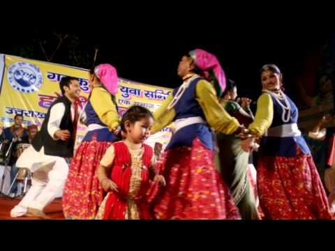 latest new garhwali song 2016 | Launda Chandra  by meena rana | Holi Milan Live show