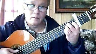 Tình Khúc Buồn (Ngô Thụy Miên - thơ: Phạm Duy Quang) - Guitar Cover by Hoàng Bảo Tuấn