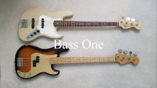 Fender Jazz vs. Precision blind sound test - Can you tell which is which?