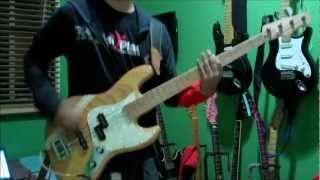 Typecast - Will You Ever Learn (bass cover)