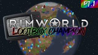 Etalyx streams RimWorld - the Glitterworld Cable Package (2020-01-04)