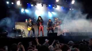 No More Mr Nice Guy - Alice Cooper Live @ Art Rock 2014