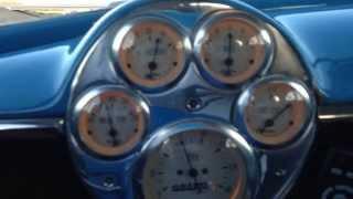 1949 Four-Door Chevy Deluxe Custom Hot Rod!