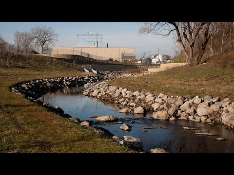 Kinnickinnic River Restoration - Milwaukee Metropolitan Sewerage District (MMSD)