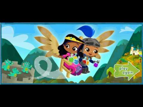 Funny Games for Kids | One Good Knight Race Dragon Tower |