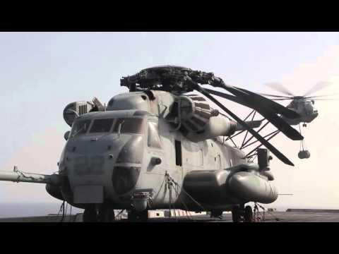 U.S. Marine Corps CH-53E Super Stallion Sea Stallion