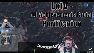 LotV All Achievement Brutal - Purification