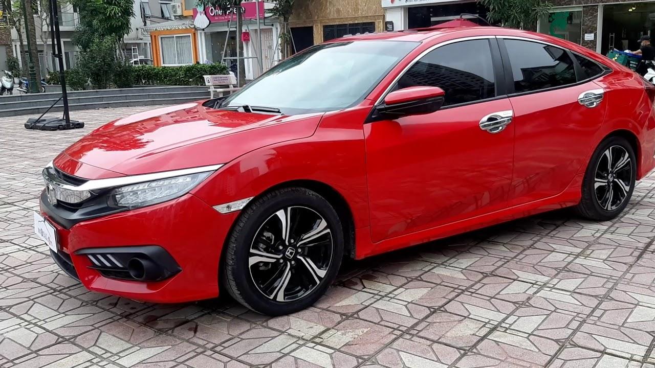 [BÁN] Honda CIVIC 1.5 Turbo ĐỜI MỚI 2017 [Xetot360]