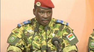 بوركينا فاسو: الجيش يعين العقيد زيدا لقيادة المرحلة الانتقالية