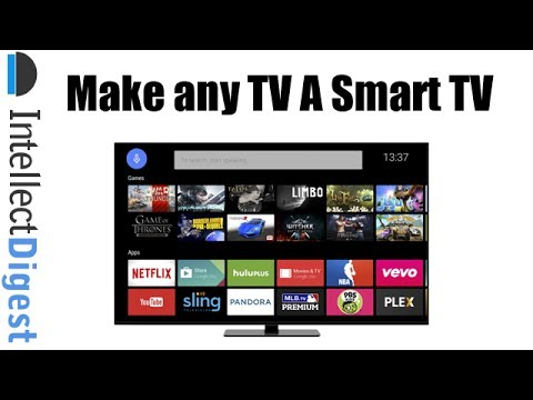 how to convert any tv into android smart tv for just rs 4 000 or us 70 youtube. Black Bedroom Furniture Sets. Home Design Ideas
