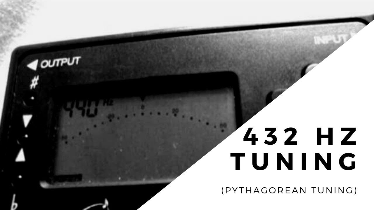 tuning 432 hz sitar c pythagorean tuning youtube. Black Bedroom Furniture Sets. Home Design Ideas