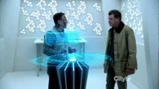 Fringe Episode 5.03 Scene - For The Record