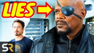 10 Marvel Movie Heroes Who Did Terrible Things We Choose To Ignore