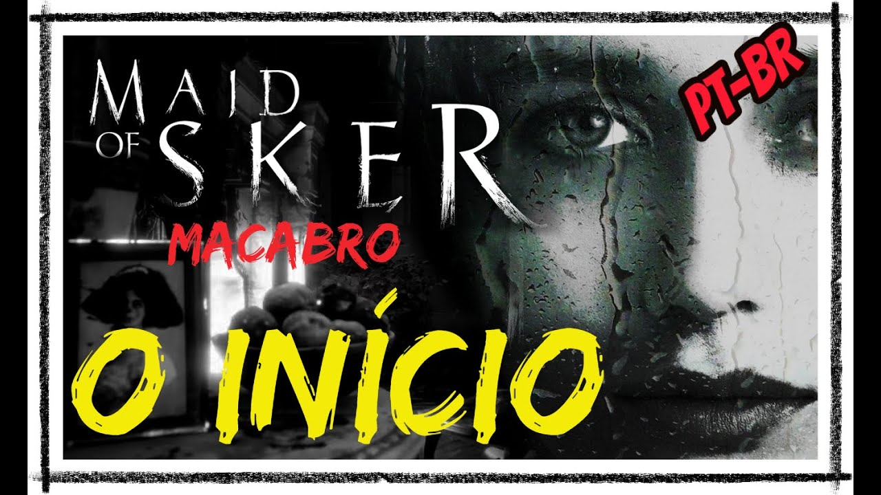 Maid Of Sker Gameplay, O Início - Terror Horror Legendado em Português PT-BR (New Survival Horror)