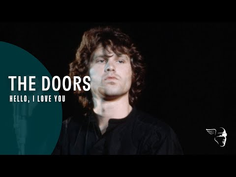 The Doors - Hello, I Love You (Live At The Bowl '68) ~1080p HD