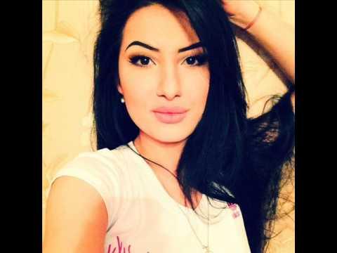 Самые красивые девушки Казахстана 2015 YouTube