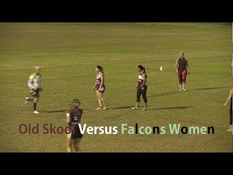 Round 3 - Women's Division 2 - Old Skool Versus Falcons Women