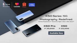 vivo X50 Series | Explore the Night Scene