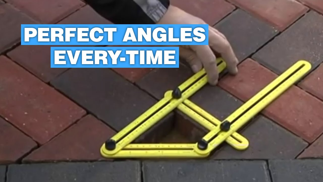 Angle Measuring Tool Helps You Get Perfect Angles Everytime YouTube - Perfect angle