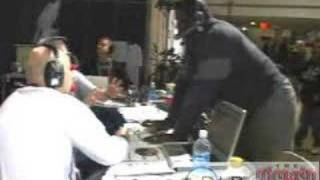 Michael Irvin and BaD Radio Go Shirtless