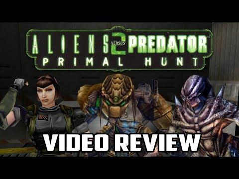 Aliens Versus Predator 2: Primal Hunt Review