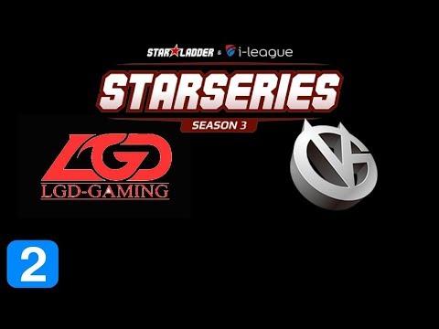 LGD vs VG Game 2  SL i-League Invitational Season 3 Highlights Dota 2