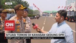 Pengamanan Jelang Pelantikan Presiden dan Wapres