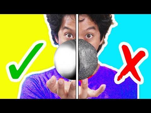 72hr Mirror-Polished Japanese Foil Ball Challenge
