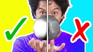 72hr Mirror-Polished Japanese Foil Ball Challenge