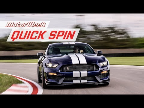 2019 Ford Mustang Shelby GT350 | MotorWeek Quick Spin