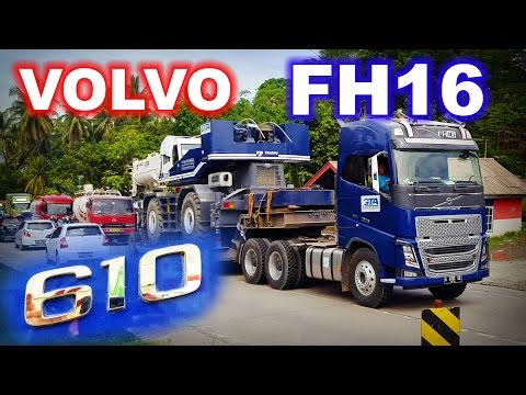 Volvo FH16 610 6x4 Indonesia - Part II - Departed