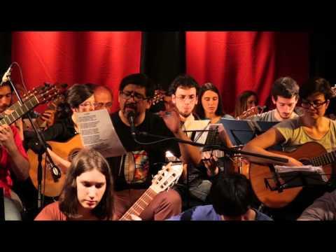 El Guitarrazo  junto a Claudio Sosa - A Don Rosa Toledo