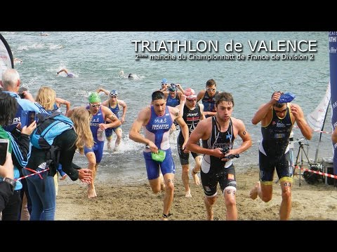 Etape du Championnat de France de Triathlon de D2