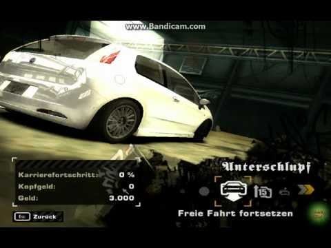 Need For Speed Most Wanted Money Cheat [German]