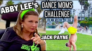 ABBY LEE'S PRIVATE WITH JACK PAYNE!!! OMG! l Abby Lee Miller