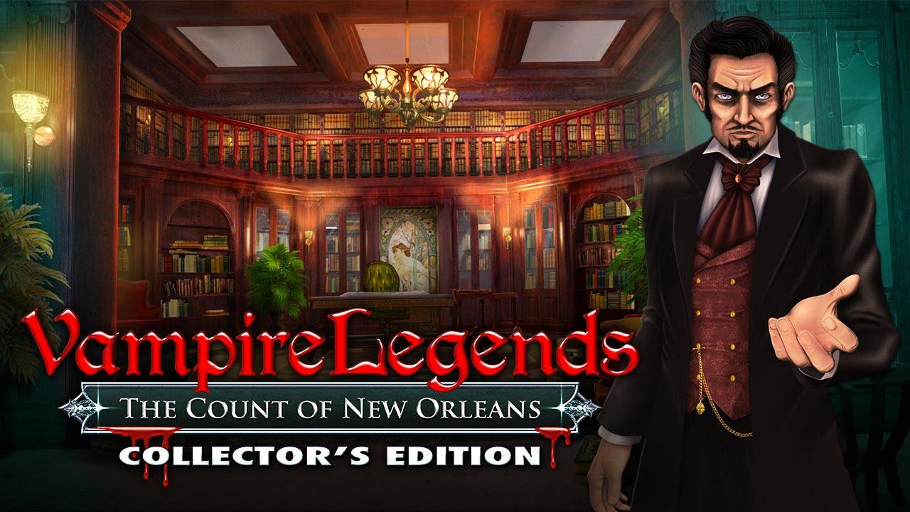 Vampire Legends: The Collectors