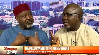APC, PDP Chieftains Disagree Over Reasons For NASS Blockade By Security Operatives Pt.4