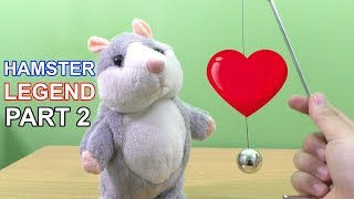 KOMPILASI VIDEO LUCU HAMSTER LEGEND PART 2