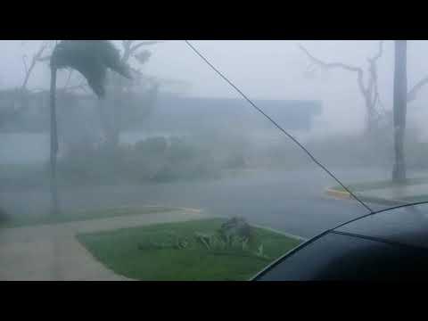 Huracán Maria Humacao PR