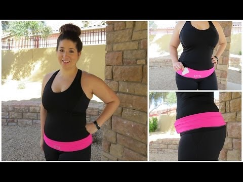 FlipBelt Review: My MUST HAVE Fitness Accessory | Fitness Workout Belt