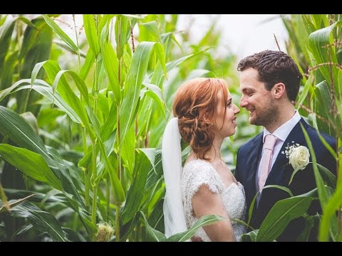 Smeetham Hall Barn Hedingham Castle Rustic Rainy Wedding