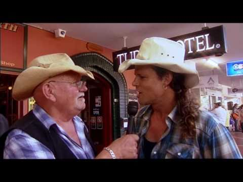 Country Bob Browne Interview with Rod Dowsett in Tamworth @ The Tudor Hotel