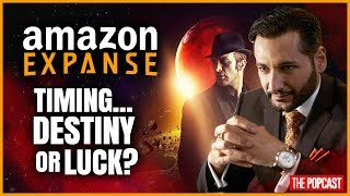 Why the Expanse Seasons 4 and 5 on Amazon changes everything... and who did it!
