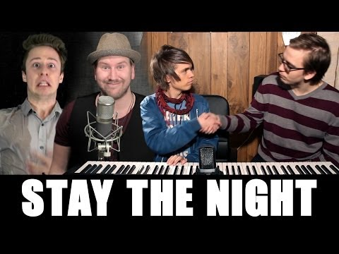 Stay the Night - Zedd ft. Hayley Williams (Random Cover) - Roomie & Friends